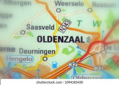 Oldenzaal, a city in the eastern province of Overijssel in the Netherlands.