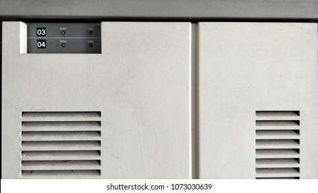 Older Mainframe Computer Stock Photo (Edit Now) 1073030636 ...
