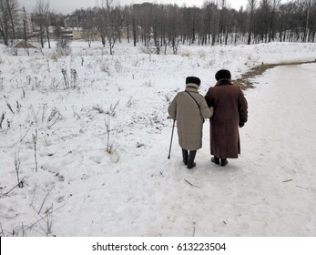 older people in winter park