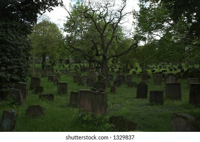 Oldes Jewish cementery in Europe Worms ,Germany