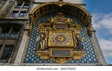 The oldest clock in Paris