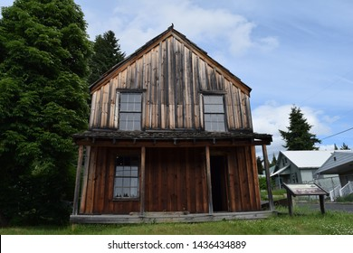 Oldest Court House In Usa Pierce Idaho