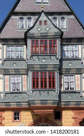 oldest guesthouse in germany, Miltenberg, Germany, beautiful half-timbered vintage house