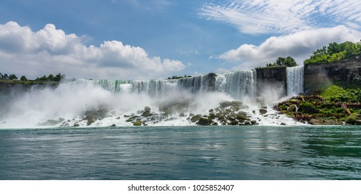 Oldest Park Usa containing American Falls, Bridal Veil Falls and Horseshoe Falls