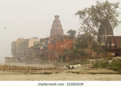 Oldest sacred temple on the banks of the Yamuna Vrindavan India