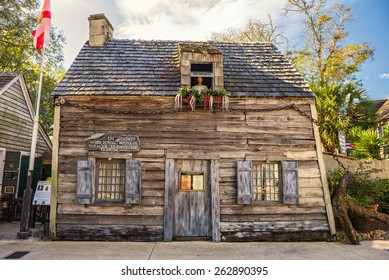 Oldest Schoolhouse in the United States, St. Augustine, Florida