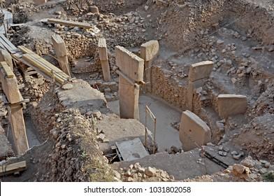 Göbeklitepe The Oldest Temple of the World