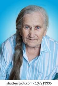 oldster grandmother