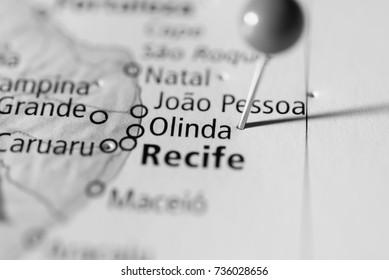 olinda, Brazil.