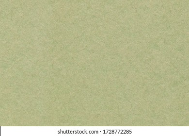 Olive green kraft paper texture, Abstract background high resolution.