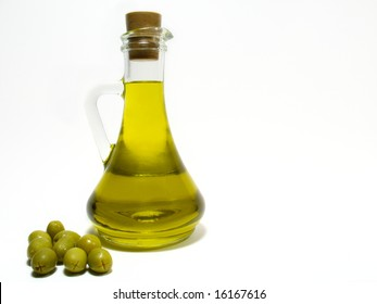 Olive oil and olive