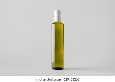 Olive / Sunflower / Sesame Oil Bottle Mock-Up