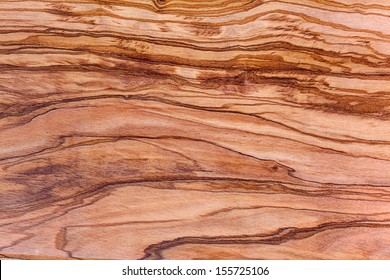 Olive Wood plank brown texture background
