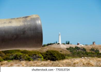 Oliver Hill Battery - Rottnest Island - Australia