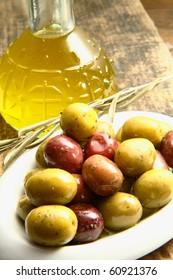 olives oil