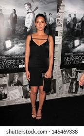 "Olivia Munn at ""The Newsroom"" Season 2 Premiere, Paramount Studios, Hollywood, CA 07-10-13"