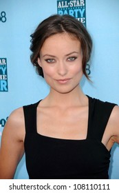 Olivia Wilde  at the FOX All Star Party. Santa Monica Pier, Santa Monica, CA. 07-14-08