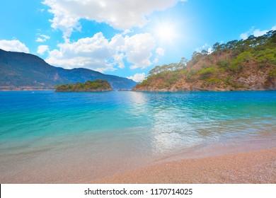 Oludeniz Beach And Blue Lagoon, Best beaches in Turkey - Fethiye