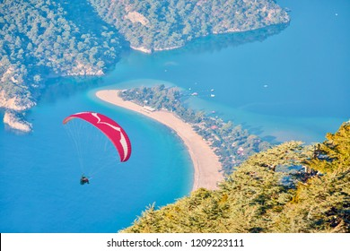 Oludeniz Beach And Blue Lagoon, Best beaches in Turkey - Fethiye