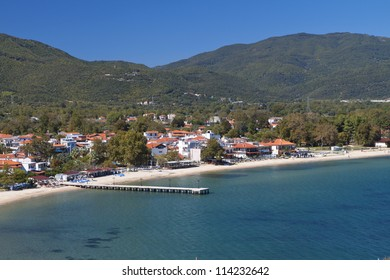 Olympiada resort at Chalkidiki in Greece