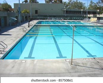 Public Swimming Pool Shutterstock