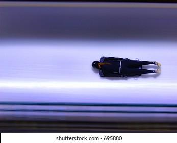 Olympic Skeleton