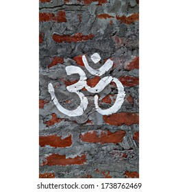 Om or Aum is a sacred sound and a spiritual symbol in Indian religions. It signifies the essence of the ultimate reality, consciousness or Atman.