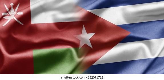 Oman and Cuba