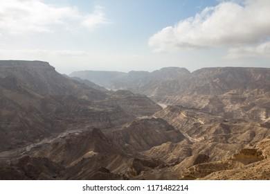Oman Roadtrip: Deep canyons in the Dhofar mountains