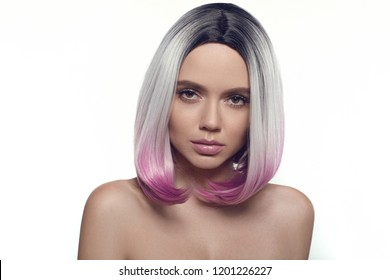 Bob Hairstyle Images, Stock Photos & Vectors | Shutterstock