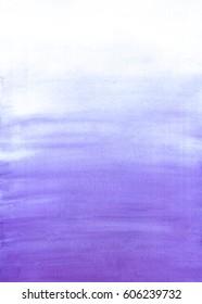 ombre purple watercolor texture