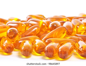 Omega fish 3 oil capsules