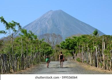 ometepe island volcano nicaragua