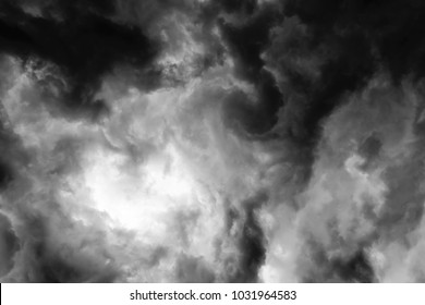 Ominous clouds over Kentucky-Nature photography