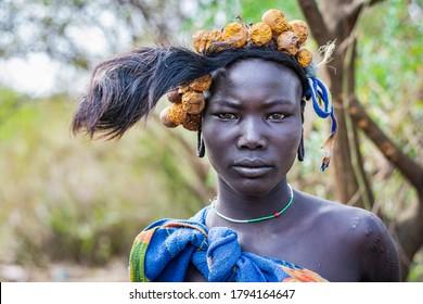 Ethiopia beautiful girl