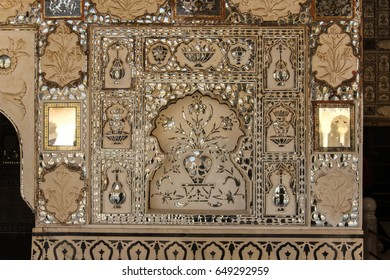 Interior of an Indian Palace Stock Image   k17408473   Fotosearch