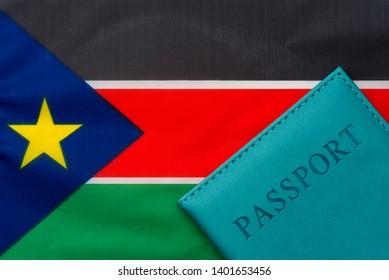 South Sudan Passport Symbol Images, Stock Photos & Vectors