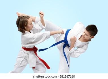 Taekwondo Kick Images, Stock Photos & Vectors | Shutterstock