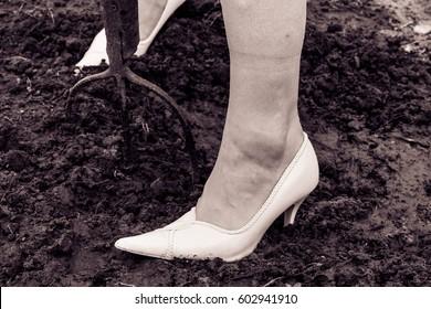 black-girls-naked-wearing-shoes-porn