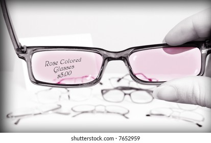 On Sale: Rose colored glasses!