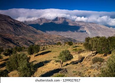 on the way to Agios Pavlos - Crete