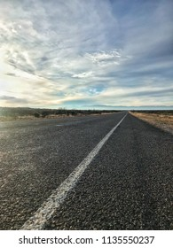 On the way to Guadalupe Mountains National Park