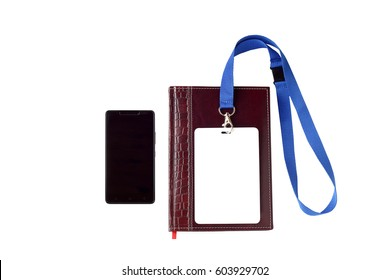 On a white background are depicted, a book, a smartphone, an icon,
