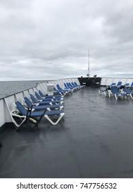 Onboard Ship in Michigan