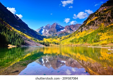 Maroon Bells Images, Stock Photos & Vectors | Shutterstock