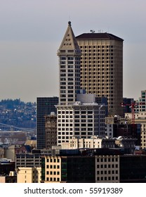 Once the tallest building west of the Mississippi, the Smith Tower in a Seattle Landmark.