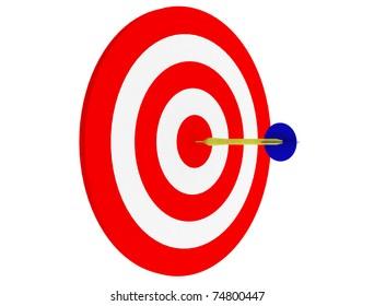 one arrow aim center