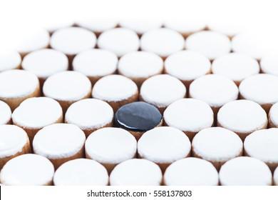 Black Sheep Concept Images, Stock Photos & Vectors