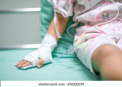 One child must get saline solution to kill the germs in the stom / 3 years old Pediatric patients must get saline solution to kill the germs in the Blood stream