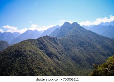 One Day Inca Trail hike in Peru